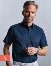 Men´s Short Sleeve Classic Twill Shirt