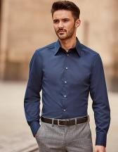 Men´s Long Sleeve Tencel® Fitted Shirt