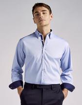 Contrast Premium Oxford Shirt Button Down
