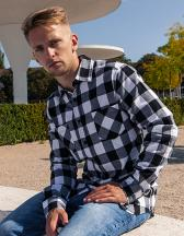 Checked Flannel Shirt